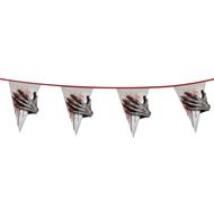 Horror night óriás zászló kétoldalas 6 m