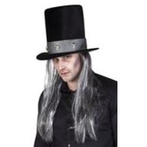 Férfi kalap hajjal