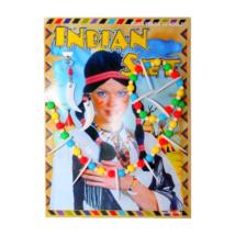 Indián szett háromreszes