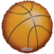 45 cm-es Kosárlabda fólia lufi