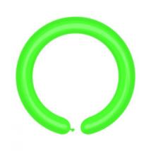 Modellező fűzöld D4-es gumi léggömb 100db cs. e48e10a342