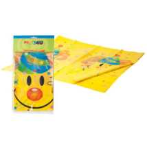 Smiley műanyag asztalterítő 130 x 180 cm