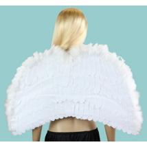Fehér angyalszárny 76 x 53 cm