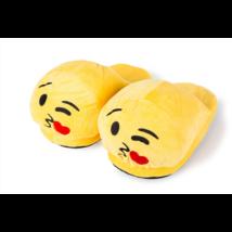 Csókos Emoji papucs felnőtt