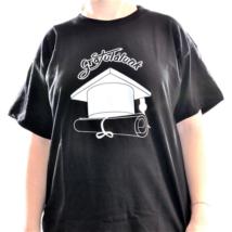 Gratulálunk! - Fekete póló XL méretben