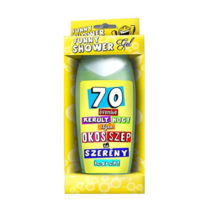 Vicces tusfürdő 70. születésnapra, 300 ml