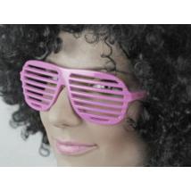 Csíkos szemüveg