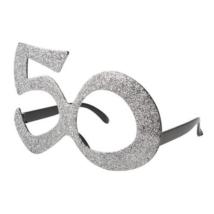 Szemüveg 50. születésnapra