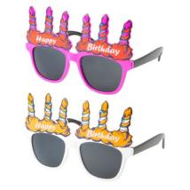 Happy Birthday szemüveg