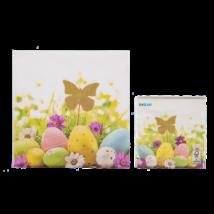 Húsvéti szalvéta 33 x 33 cm 3 rétegű 20 db/cs