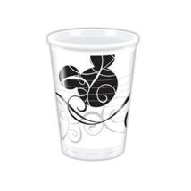 Mickey Faces műanyag pohár 200 ml 25 db/cs