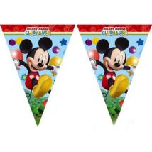 Mickey Playful zászló 9 zászlóval