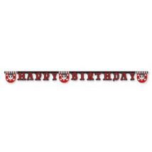 Kalózos Happy Birthday felirat