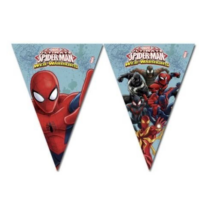 Pókember Web Warriors zászló