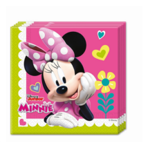 Minnie Happy Helpers szalvéta 33 x 33 cm 2 rétegű 20 db/cs