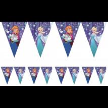 Jégvarázs hópehely zászló 9 zászlóval