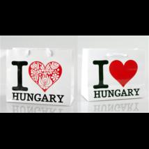 Dísztasak I LOVE HUNGARY 11 x 14 cm 4ba0985f7e