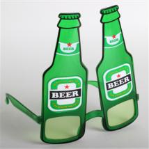Party szemüveg sörös üveg alakú