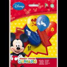 26 cm-es Mickey gumi lufi 10 db/cs