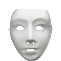 Robot maszk