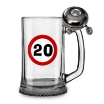 Korsó csengővel 20. születésnapra