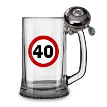 Korsó csengővel 40. születésnapra