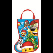 Emoji karácsonyi táska