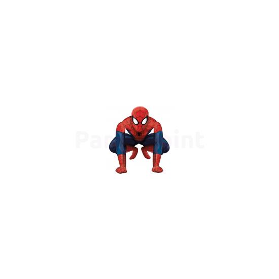 91 x 91 cm-es Pókember Sétáló fólia léggömb