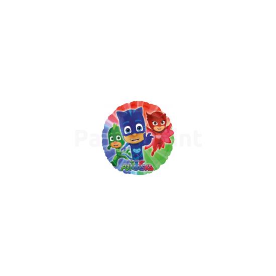45 cm-es PJ Masks fólia lufi
