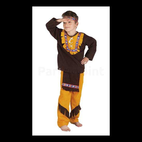620e60cda4 Indián főnök jelmez gyerekeknek 10-12 éves korig - Farsang - Party ...