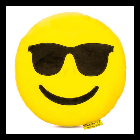 Napszemcsis Emoji Párna 5e2b4a1ed4