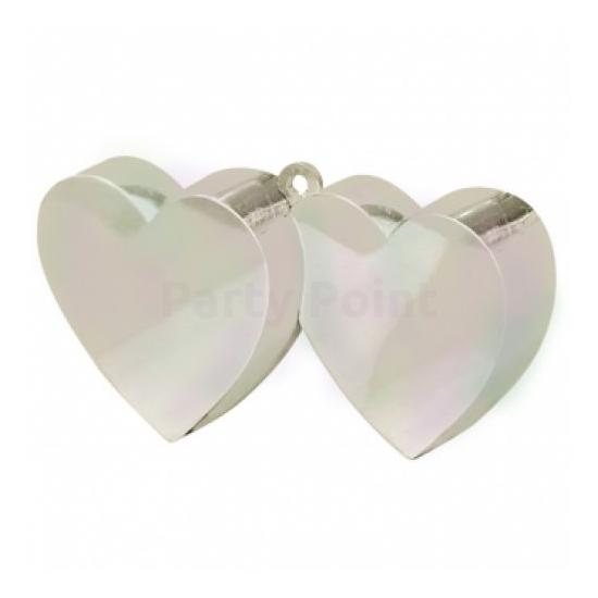 Színjátszós szív  alakú lufisúly