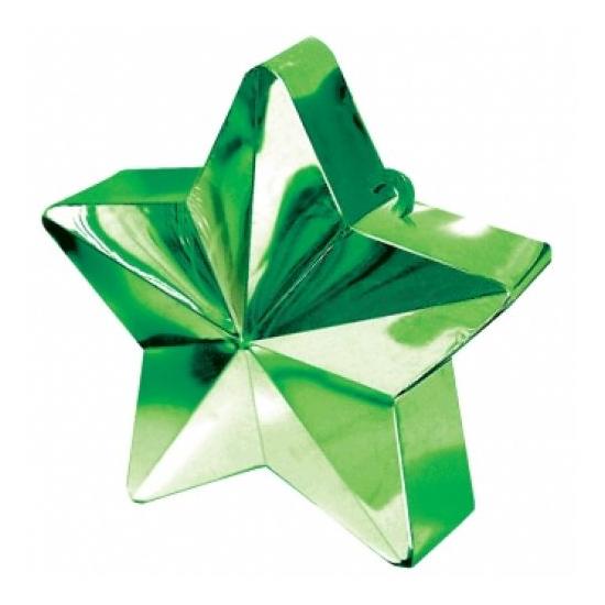 Zöld csillag lufisúly