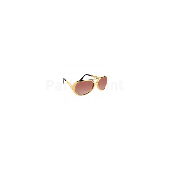 Vegas arany szemüveg