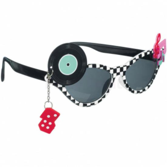 50-es évek szemüveg