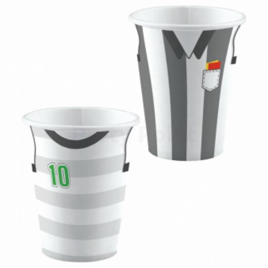 Focis pohár 8 db/cs 250ml
