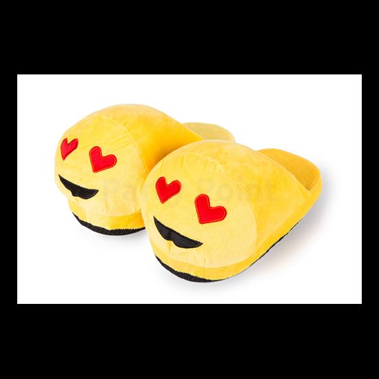 Szerelmes Emoji papucs gyerek