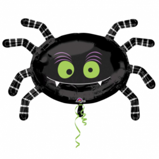 SuperShape -pók fólia lufi