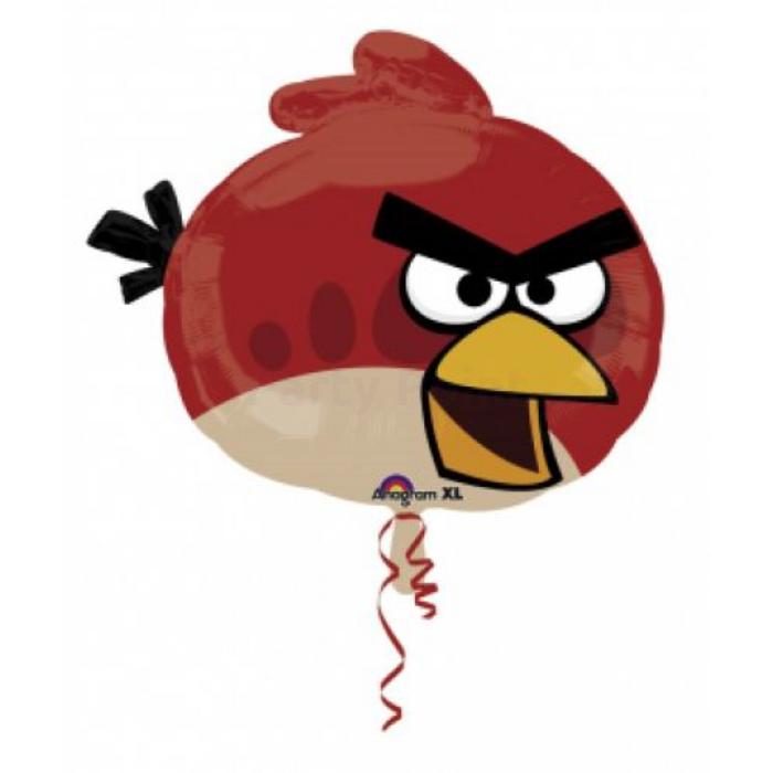 Angry Birds piros madár fólia lufi