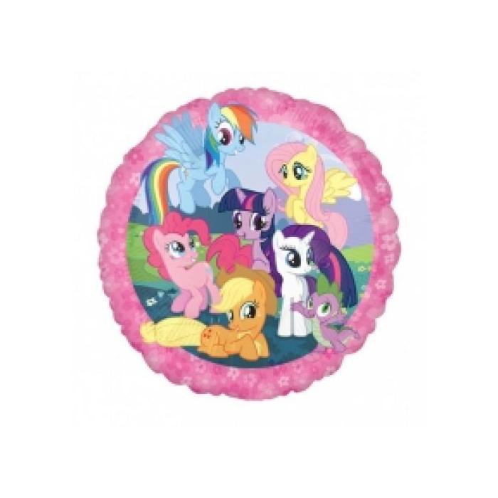 43 cm-es My Little Pony fólia lufi