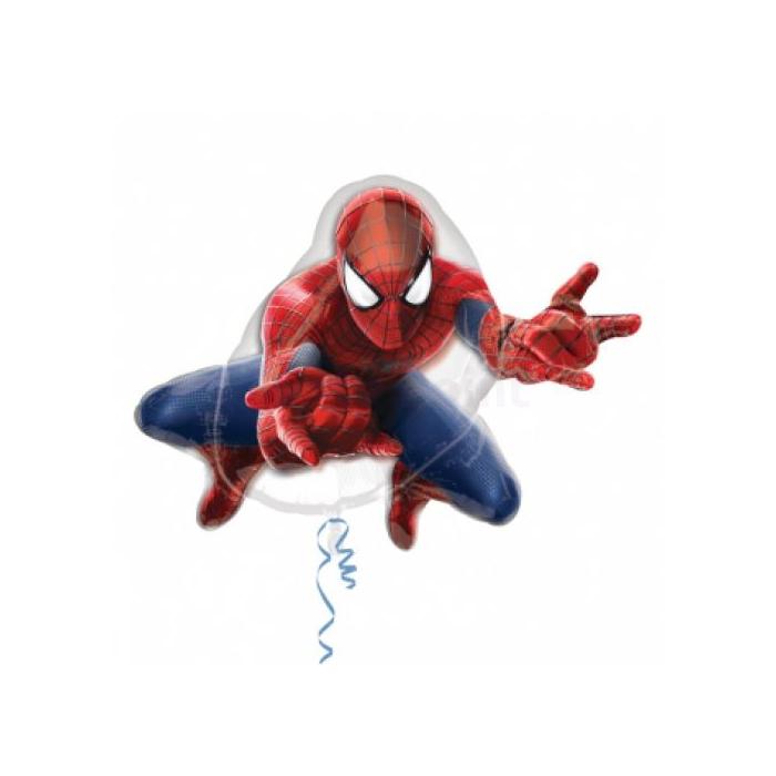 SuperShape - Pókember 2 fólia lufi