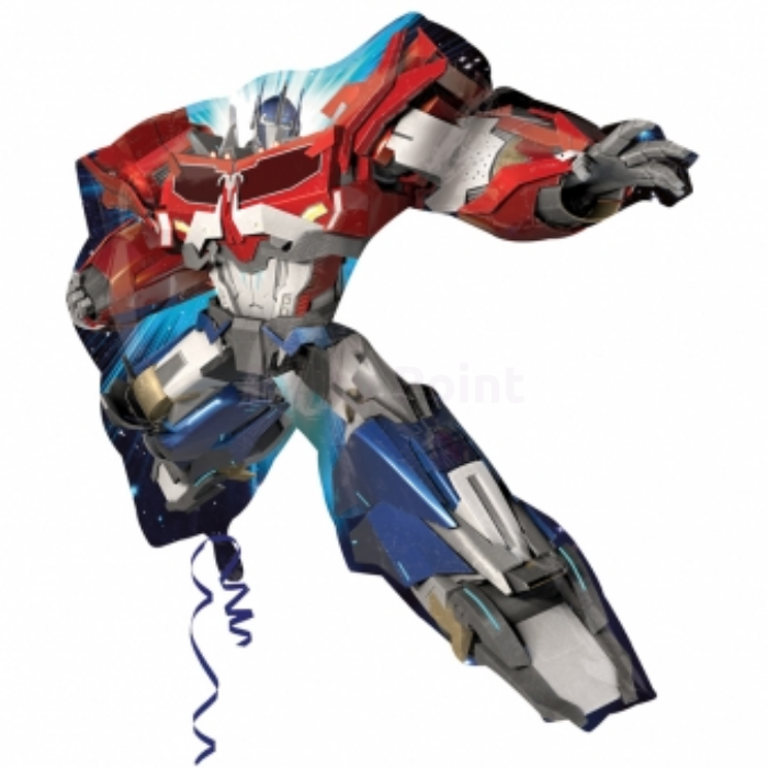 SuperShape - Transzformersz fólia lufi