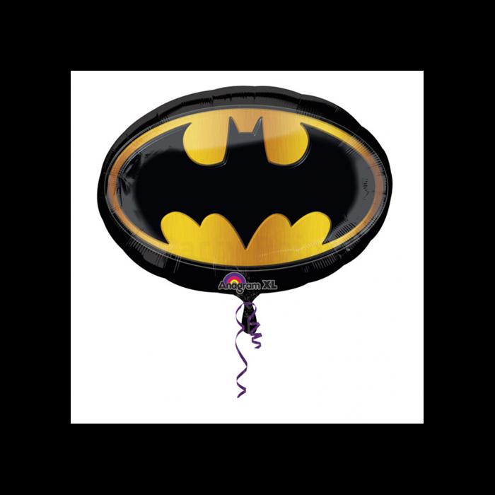 SuperShape -Batman embléma fólia lufi