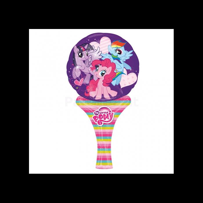 Fújd magad! My Little Pony fólia lufi