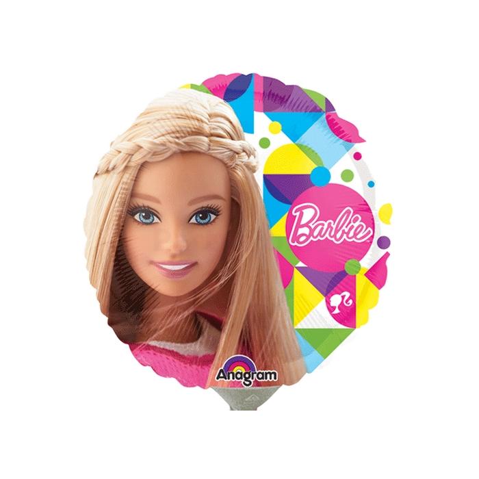 23 cm -es Barbie fólia lufi