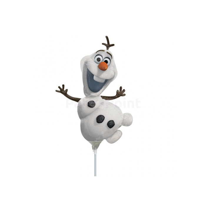 Mini -Olaf fólia lufi