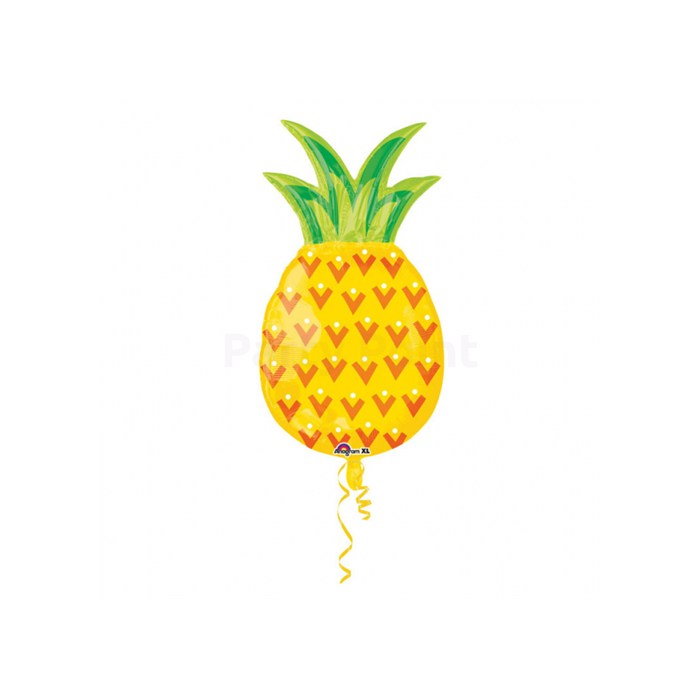 SuperShape -ananász fólia lufi