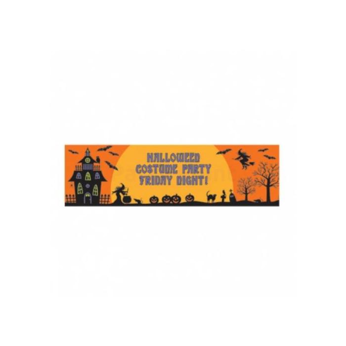 Egyediesíthető Halloween óriás felirat 1.65 mx50.8 cm