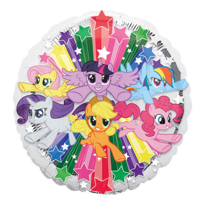 45 cm-es My Little pony fólia lufi