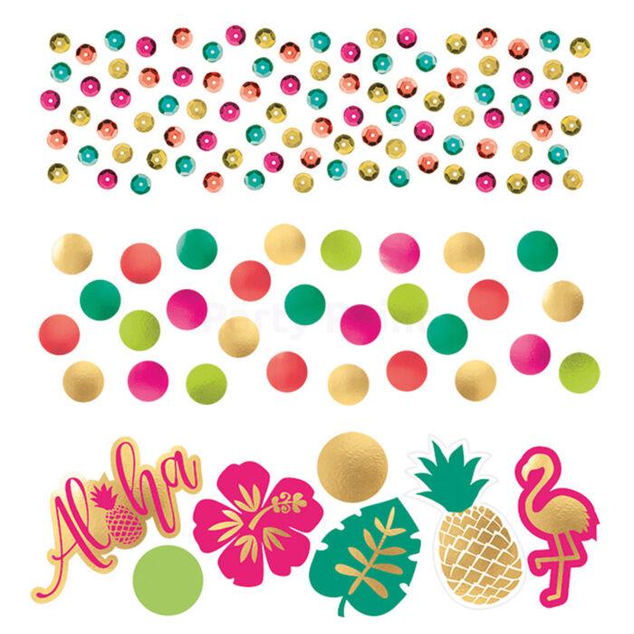 Aloha- konfetti